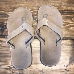 Reef boys flip flops